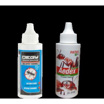 Degy fourmis (formule sirop)