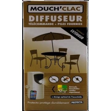 DIFFUSEUR AUTOMATIQUE MOUCH'CLAC