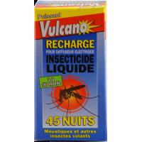 Vulcano recharge liquide anti-moustiques